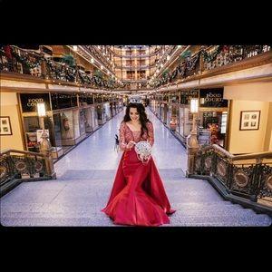 Red Jovani Prom Dress
